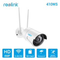 Reolink WiFi Camera 2 4G 5G 4MP SD Card Storage Motion Detection Recording HD Wireless IP