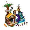 Bela Amigos 10497 Campamento de Aventura Tree House Building Block set Stephanie Emma Alegría Niñas Juguete Compatible con Legoes