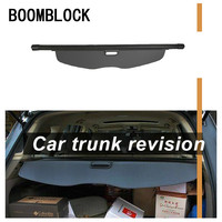 Auto Car Rear Trunk Cargo Shelf Cover For Acura RDX 2018 2017 2016 2015 2014 2013 Security Shield Shade Auto accessories