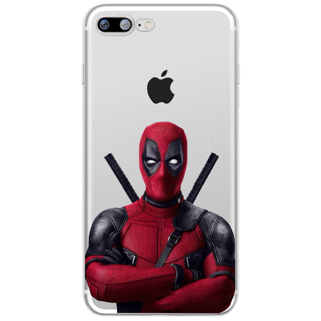 Deadpool Phone Cases For Iphone (6 Designs) 3