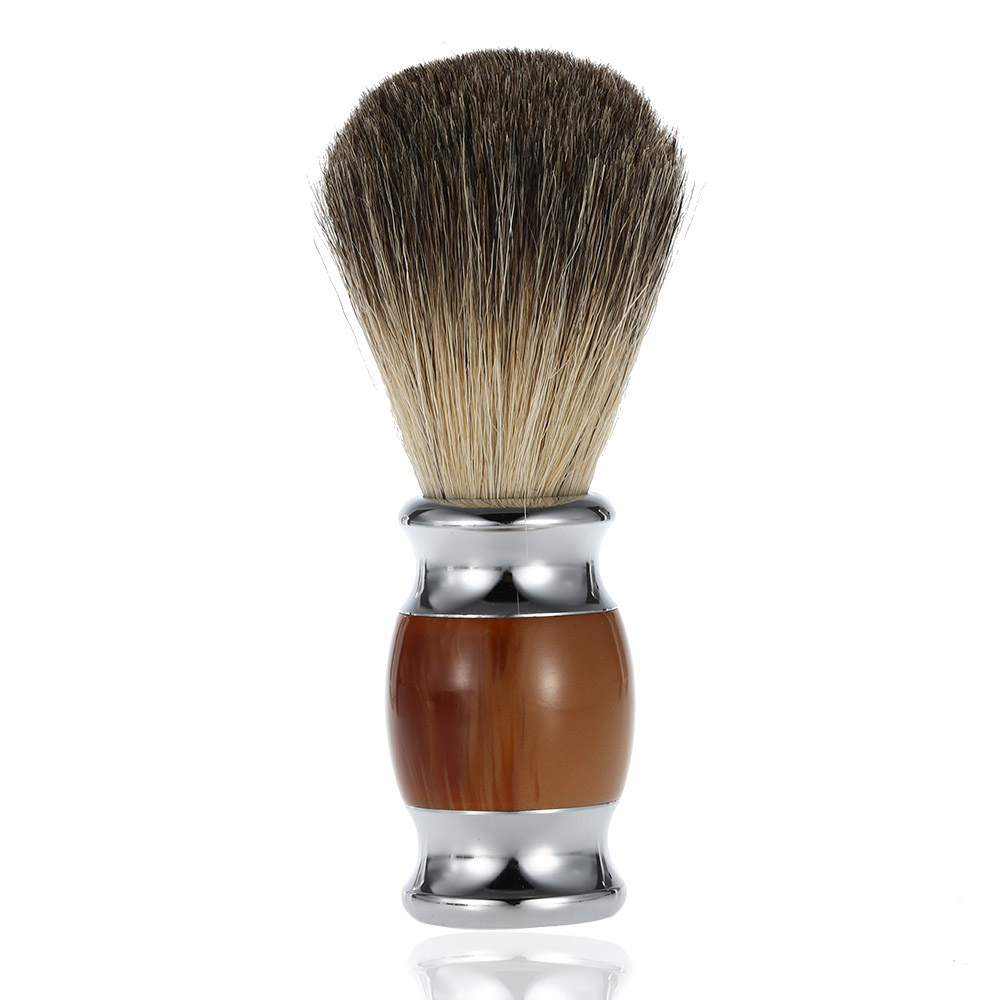 pro pure badger hair men's shaving