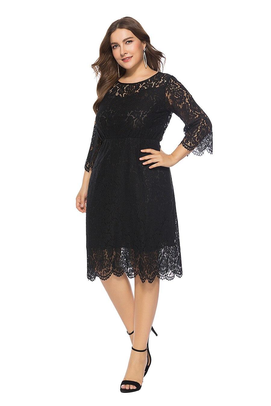 Bonnie Thea women plus size maxi dress XL-6XL autumn winter Elegant Vintage large  size Party dress long dresses vestidos clothesUSD 29.95-31.35 piece f2d07462d5d3