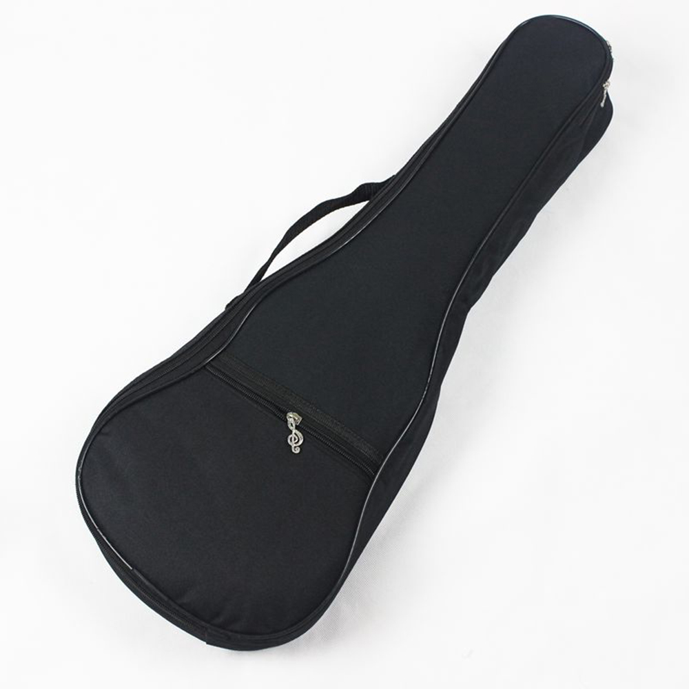 Waterproof Soprano Concert Ukulele Bag Case Cover Backpack for 26inch Ukelele Mini Musical Instrument Parts Accessories Green