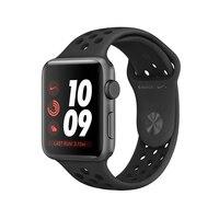 Apple Watch 3 Nike + | Спорт Смарт часы электронные IP68 Водонепроницаемый трекер Smartwatch Фитнес трекер Носимых устройств