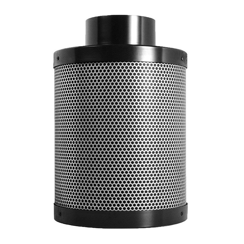 """4"""" Carbon Filter Odor Control for Hydroponics Indoor Plants Grow Tent Garden Air Filteronly sent out Air Carbon Charcoal Filter"""