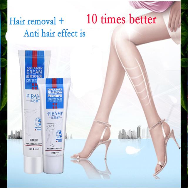 Alergia crema depilate traje medicina alergia maquillaje perfecto sin dolor del pelo estimulación leve tanto hombres como mujeres maquillaje