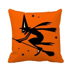 Image 5 - LAPHIL Halloween Party Scary Pumpkin Witch Pillowcase Happy Halloween Decorations for Home 2019 Merry Christmas Party Supplies