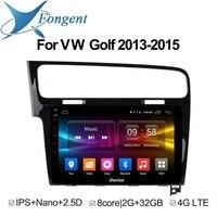 Для VW Golf 7 2014 автомобиль радио развлечения Системы PC android авторадио стерео Мультимедиа Интеллектуальный автомобиль DVD gps навигатор