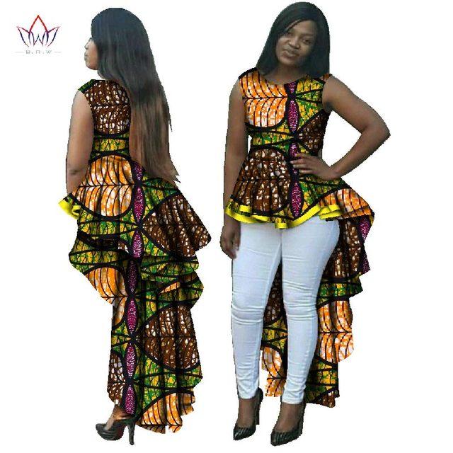 9640177585 Dashiki africano de la impresión de la cera largo Vestidos para mujeres  Plus tamaño de estilo