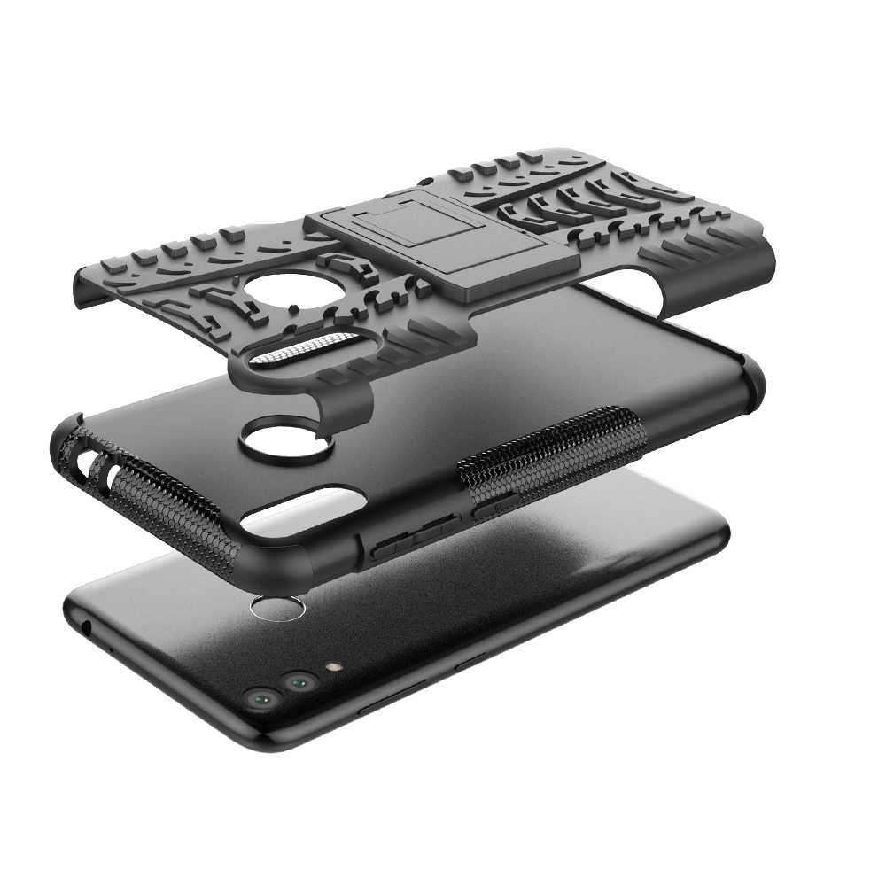 Antiurto Armatura Per Il Caso di Huawei Honor 8X 7A 7C 7X Y5 Y6 Y7 Prime 8 8C 9 10 Lite 5A 5C 5X 6X Y9 2018 Nova 2i 3i Copertura Della Cassa Del Telefono