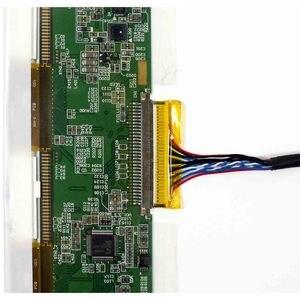 Image 5 - HDMI DVI VGA LCD плата контроллера + 11 дюймов HSD110PHW1 1366x768 ЖК экран