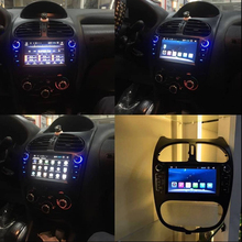 Lecteur cd pour Peugeot 206 2000 à 2008 Android 8.1