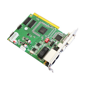 Image 4 - LINSN TS802D Sending Card Full Color LED Video Display LINSN TS802 Sending Card Synchronous LED Video Card DS802 indoor outdoor