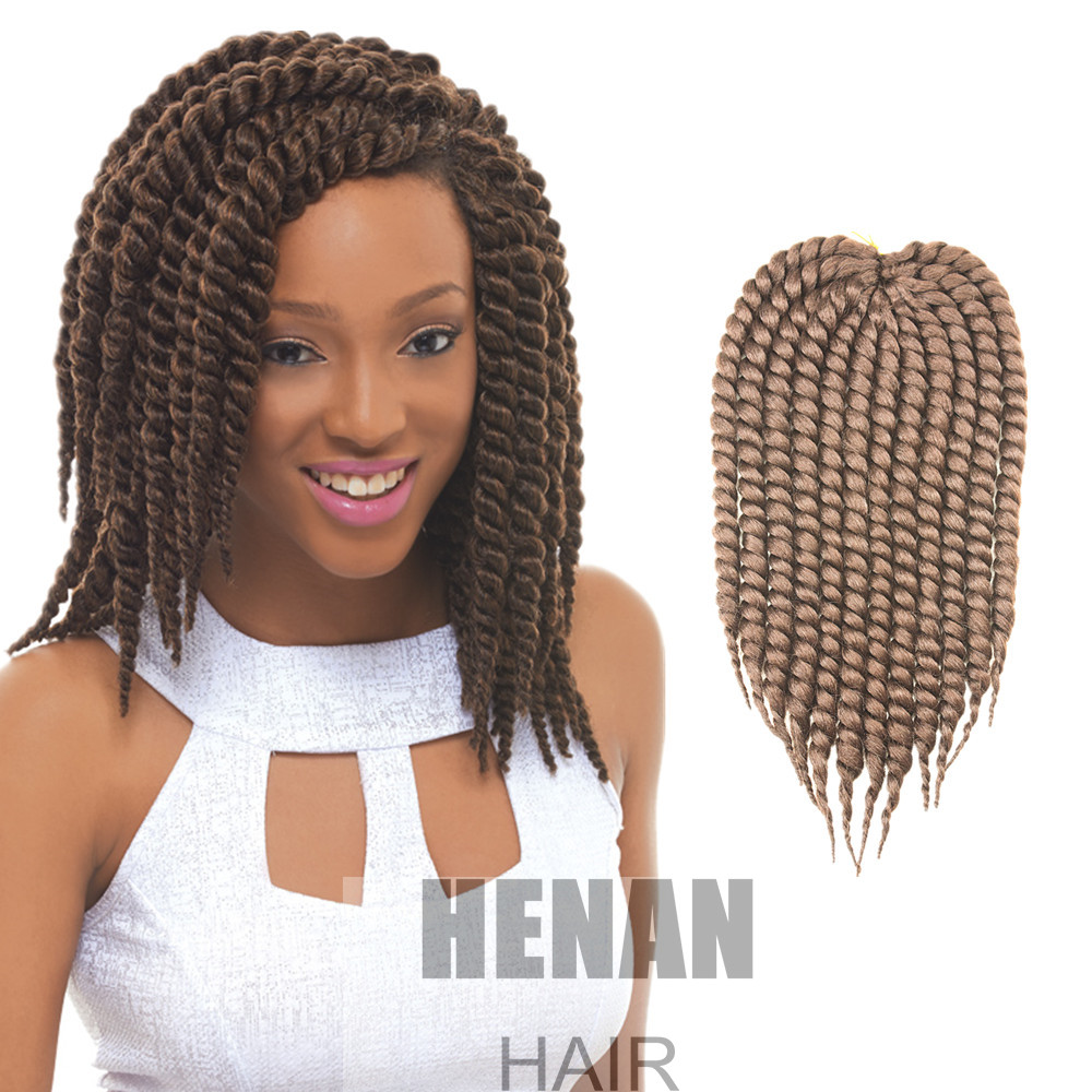 Crochet Braids Medium : com : Buy Henan Hair HAVANA MAMBO TWIST Medium 12 inches Crochet Braid ...