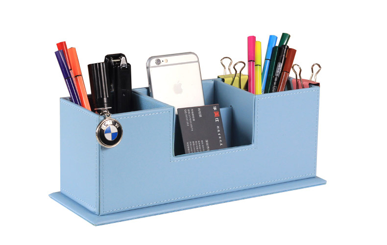 popular desk accessories leather-buy cheap desk accessories