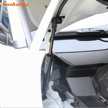 Для vw POLO MK5 2011- передняя крышка капота двигателя поддерживающий гидравлический стержень, пружинный упор амортизатор кронштейн автомобильные аксессуары