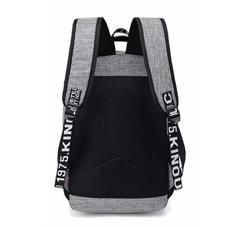 """Досуг бизнес мужчины и женщины рюкзак 15 """"Сумка для ноутбука с usb зарядкой дорожная сумка"""
