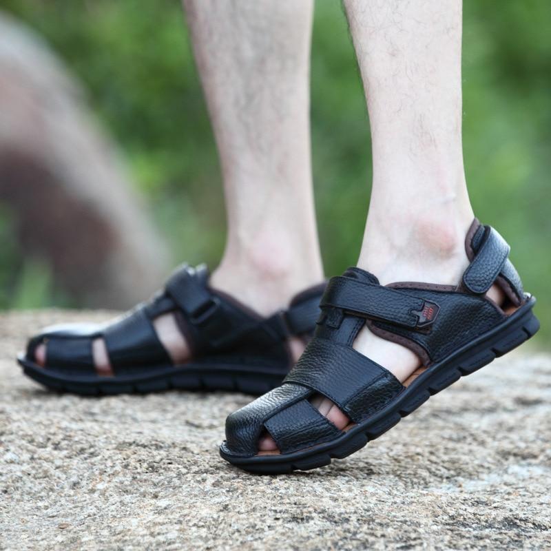 luxo superior qualidade verão sapatos moda sandalias