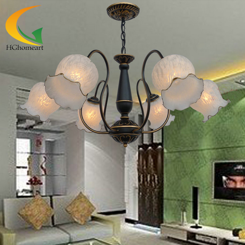 European chandeliers living room lights dining room bedroom light penthouse chandelier ceiling modern chandelier light modern crystal chandelier led hanging lighting european style glass chandeliers light for living dining room restaurant decor