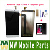 1PC Lot 5 5 For Oukitel U15 Pro Display Touch Screen Digitizer Assembly Replacement Black White