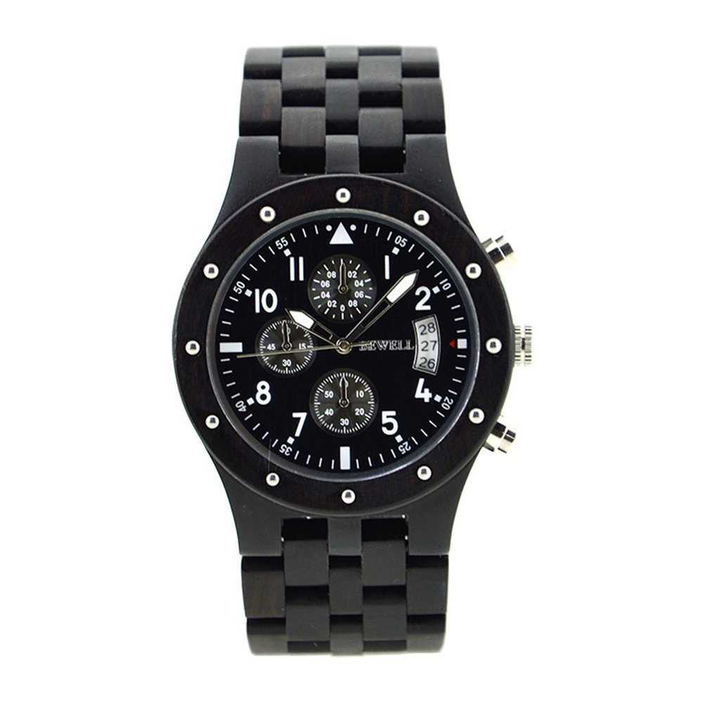 2018 BEWELL Wood Watch Mens Watches Top Brand Luxury Unique Designer Military Watch Quartz Analog Wrist Watch Men hot sale цена и фото