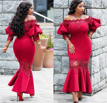 2020 african dresses for women clothes maxi dress africa outfit gown elegant lady mermaid robe africain plus size