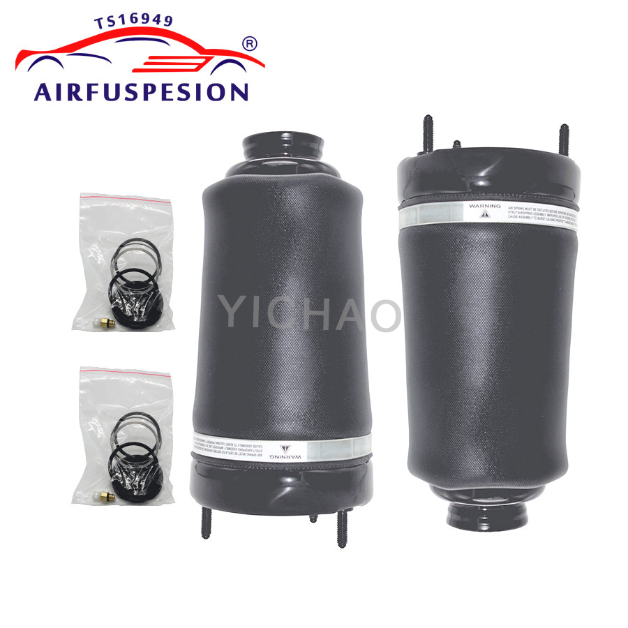 Pair Front Air Suspension Spring Bag For Mercedes W164 X164 ML GL 1643205813 1643204513 1643206013 1643206113