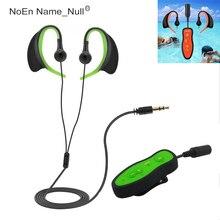 2017 Más Reciente Prueba de Agua 4G 8 GB Reproductor de MP3 Natación Subacuática Buceo Deporte HIFI Reproductor de Música MP3 USB con Equipo de Música Bass Auriculares
