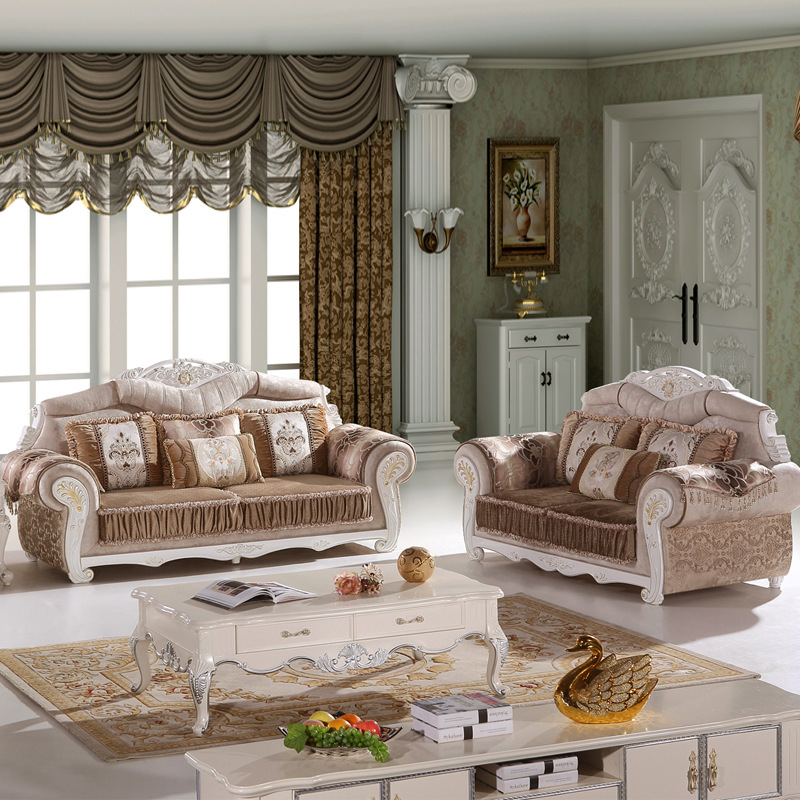 antique style living room furniture promotion-shop for promotional