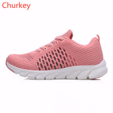 Women Sports Shoes Casual New Fashion Mesh Breathable Running Lightweight Outdoor
