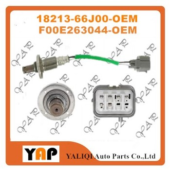 Кислорода Сенсор для fitsuzuki grand vitara SX4 2.0l 2.7l L4 V6 4 Провода спереди 18213-66j00 f00e263044 5s10185 2006-2016 >> YALIQI Parts Co,.Ltd Store
