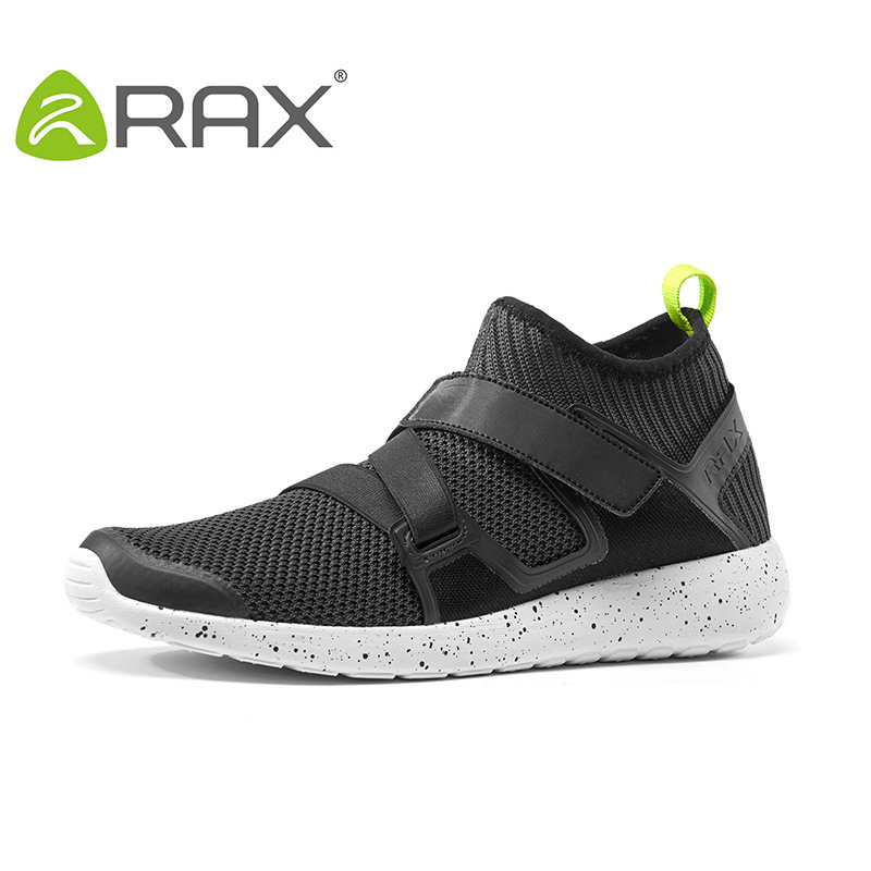 Rax Men Hiking Boots Breathable Shock Men Outdoor Shoes Spring Summer Mountain Climbing Shoes Hot Sale B2812 2018 hiking boots 2017rax spring summer hiking shoes men breathable outdoor 3 8women antiskid walking shocking offroad climbing