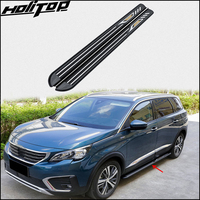 New arrival for Peugeot 5008 nerf bar side step side bar running board 2017 2018,ISO9001 top quality supplier,promotion price.