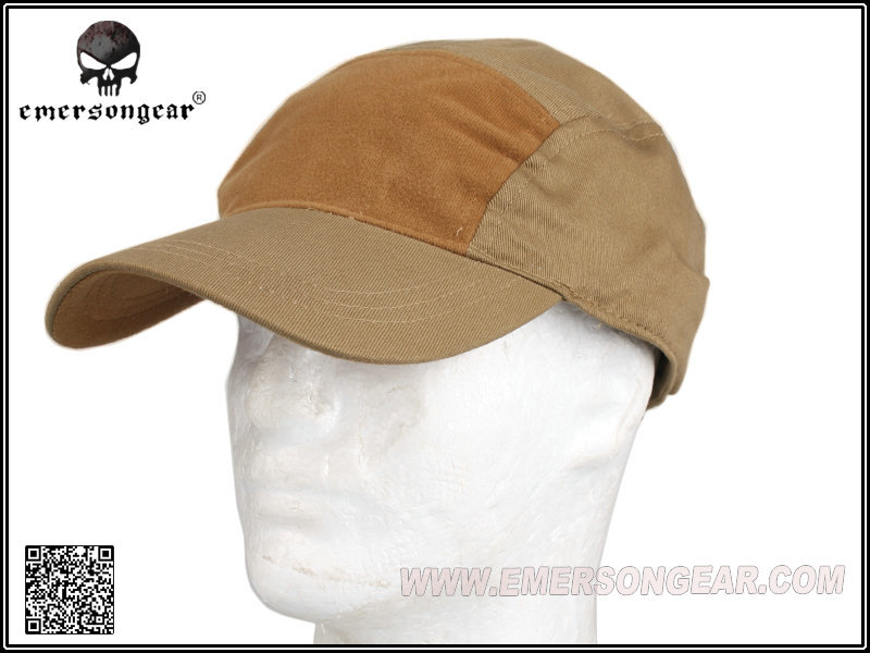 MAP Style Baseball Cap Coyote Brown BK SG cap and hat