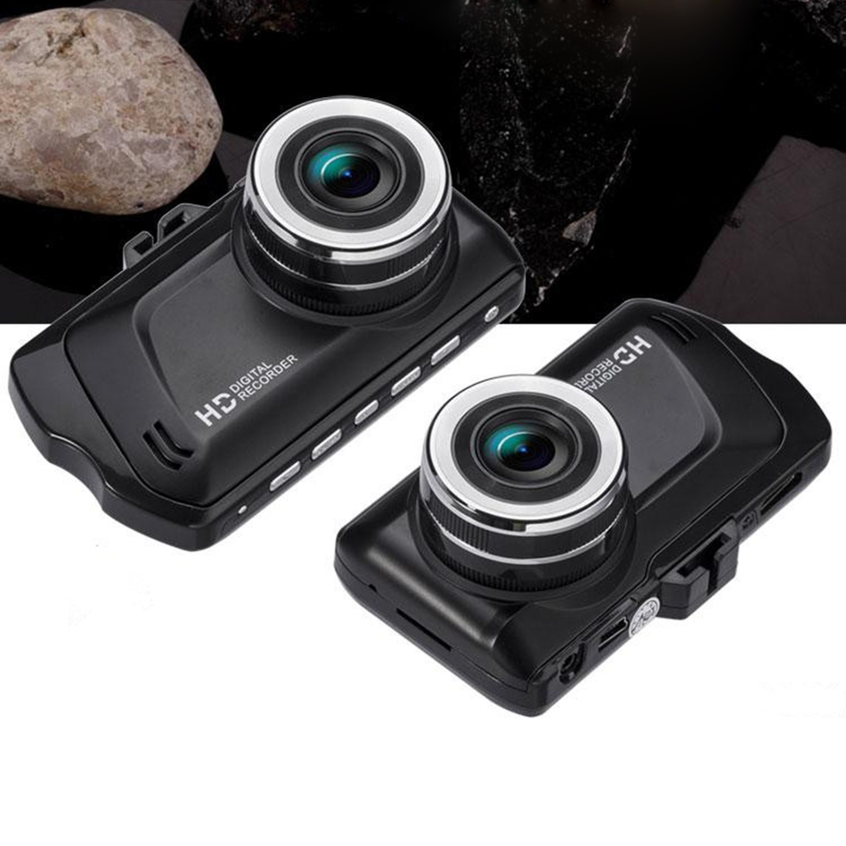 3.0 Inch Car DVR Novatek FH03 Camera Full HD 1080P Recorder 140 Degrees WDR G-sensor Night Vision Registrator Dashcam