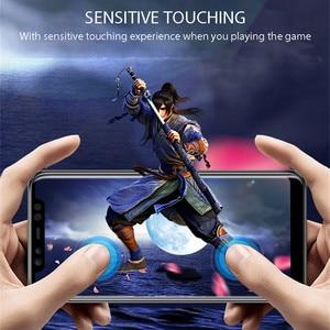 Image 4 - Dla Xiao mi 8 szkło hartowane mofi do xiaomi mi 8 Lite szkło filmowe mi 8 pro pełna osłona ekranu czarny 2 sztuk