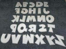 26 buchstaben & Scrapbook Stirbt Metall Catter Etchng Schablone Lase grußkarte abdeckung Stanzform