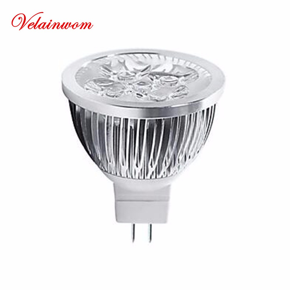 Spotlight Bulb MR16 12V Dimmable 3W 4W 5W High Power LED Light  Warm/Cool White LED Lamp Downlight