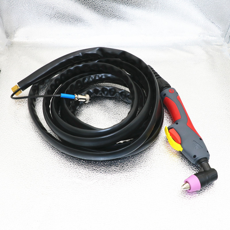 Plasma cutting torches Air cooled Plasma  torch SG55 AG60 60A 1PCS 4 5M  Cable Assembly CUT LGK M16 1 5