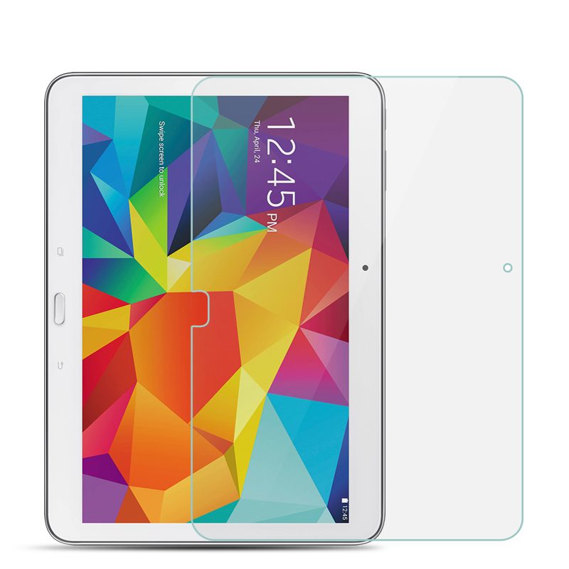 9H Tempered Glass Screen Protector For Samsung Galaxy Tab 4 10.1 LTE SM T530 T531 T535 T533 Scratch Proof Protector Glass Film