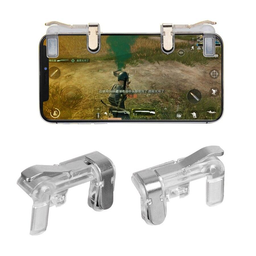 For Pubg Mobile Game Trigger Button l1 r