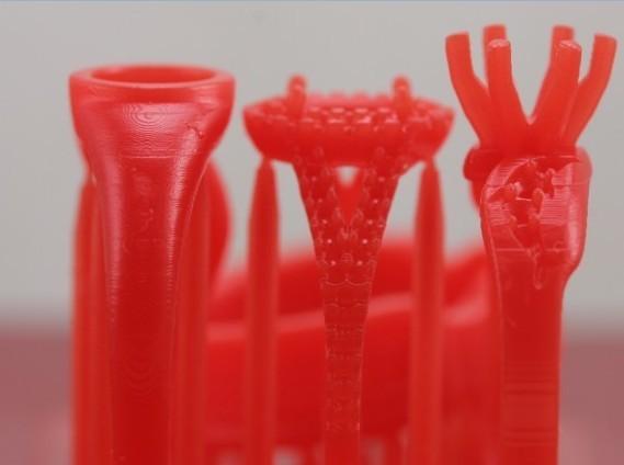 Joyería fundición a la cera perdida moldeo - ee.uu. importación B9Creator impresora 3D actualizaciones