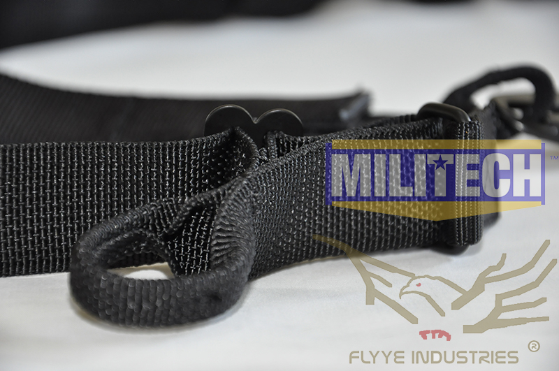 MILITECH Military Spec Cordura Tactical Rifle Three Points Sling FLYYE FY-SL-S003 Triple Points Machine Gun Tacitcal Sling