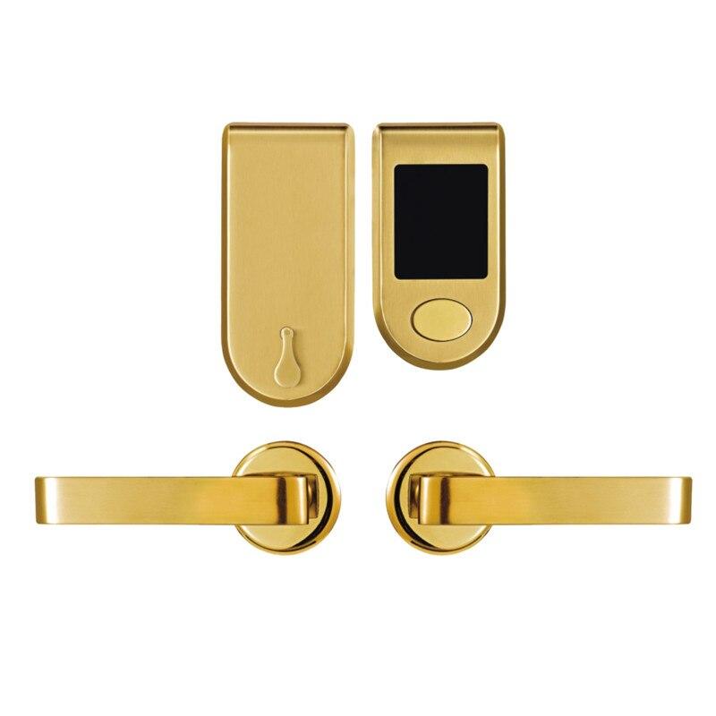 L Amp S Electronic Card Door Lock Digital Rfid Card Key Eu