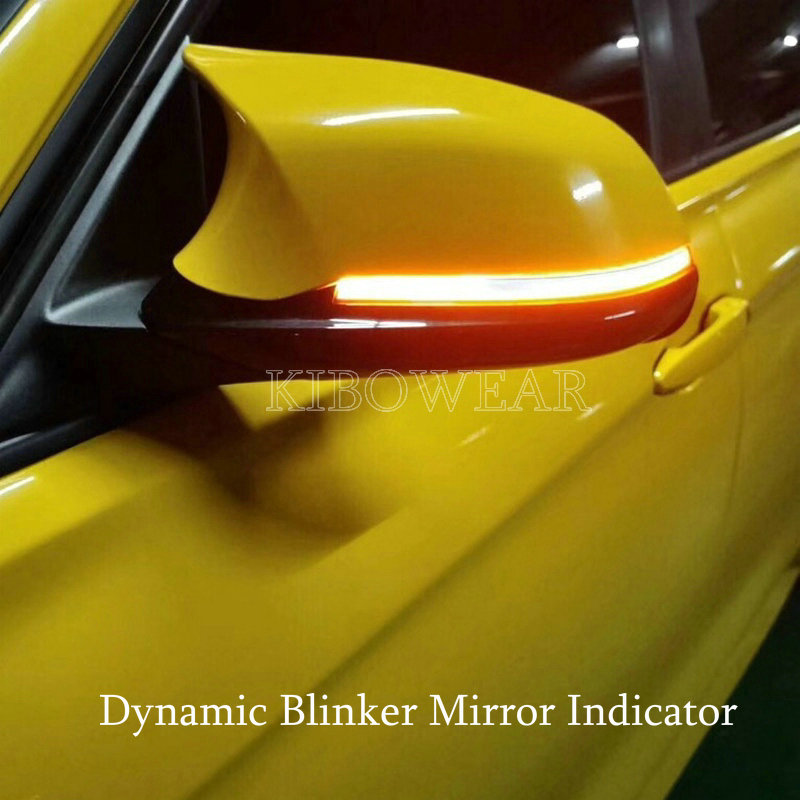 Dynamic Blinker Turn Signal LED for BMW F20 F30 F31 F21 F22 F23 F32 F33 F34 X1 E84 F36