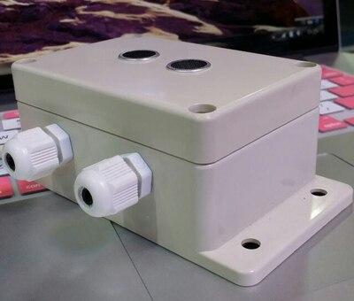 Télémètre à ultrasons étanche/module de mesure/capteur RS232/485/TTL modbus-rtu module de mesure de distance à ultrasons