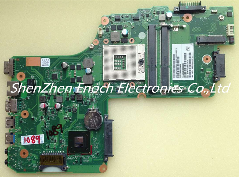ФОТО V000325060 for Toshiba Satellite C50 C55 C55T  Laptop Motherboard  DB10F-6050A2566201-MB-A02 stock No.402