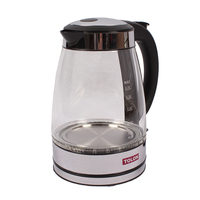 Electric Kettle Glass Tolon TO 499 1 7L