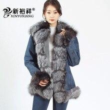 Großhandel grey mink coat Gallery Billig kaufen grey mink