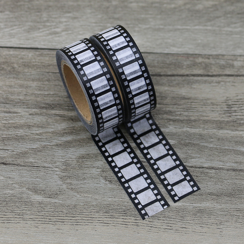 Film Slides Kawaii Planner Handbook Decorative Paper Washi Masking Tape School Supplies Japanese Stationery